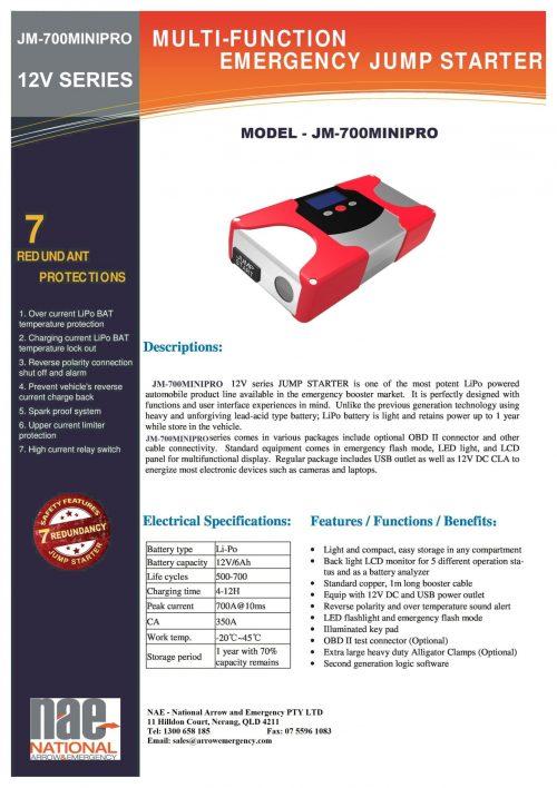Jump Pack Lithium Mini