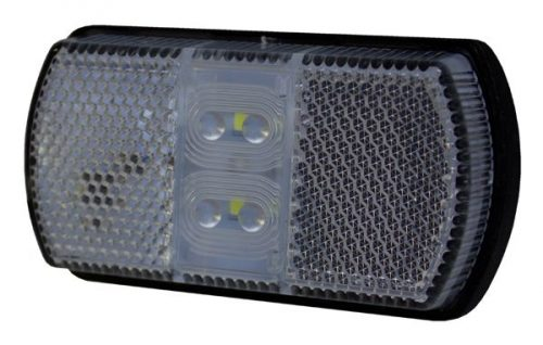 LED Front Clearance Light 9-33V