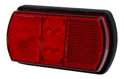 LED Lamp Rear Red
