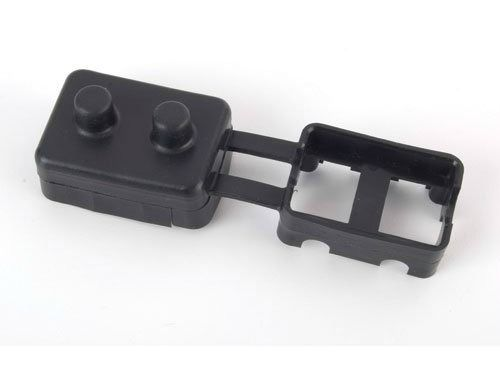 Circuit Breaker Cover Black