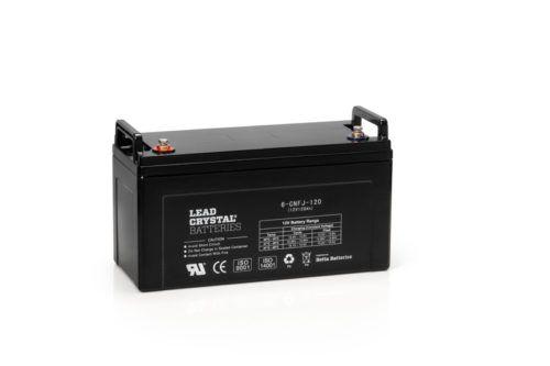 Lead Crystal Battery 120 AH