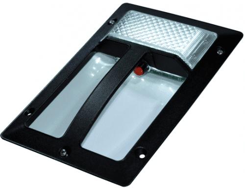 LED Bargman Style Black