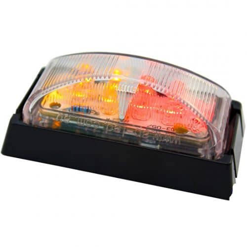 Rear Red/Amber LED Marker Lamp